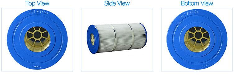 Pleatco pa40-filter