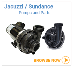 Sundance - Jacuzzi pumps and parts