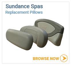 Sundance Spas Pillows