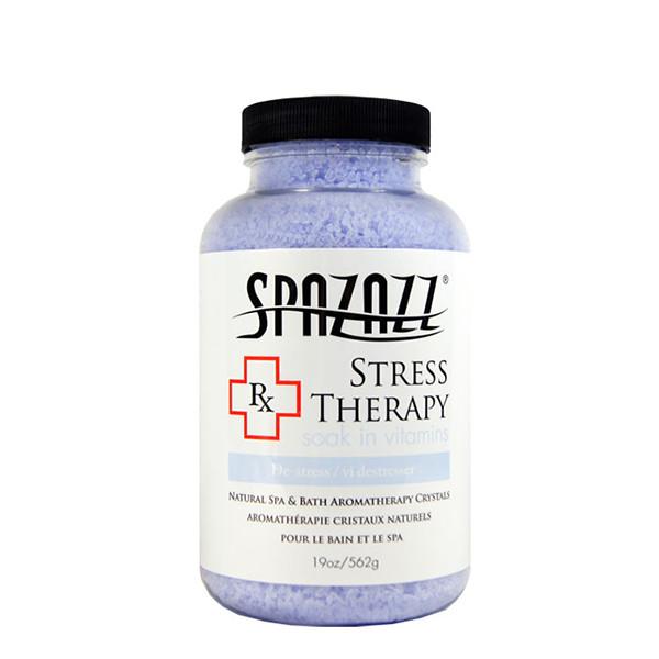 Spazazz Aromatherapy Crystals RX De-Stress