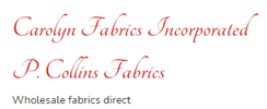 Carolyn Fabrics Incorporated