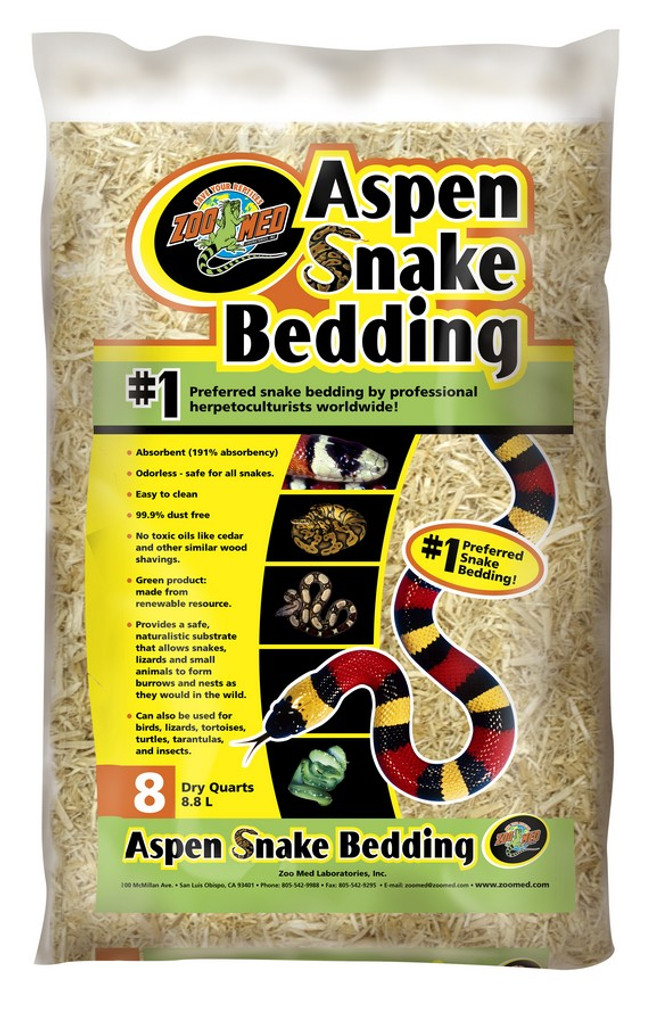 snake bedding reptile bedding reptile substrate Aspen snake bedding