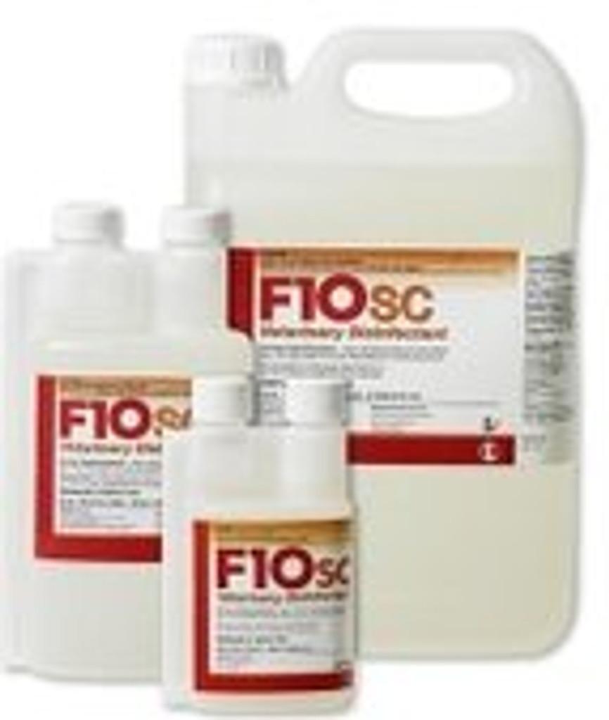 F10 Vet Disinfectant 200ml