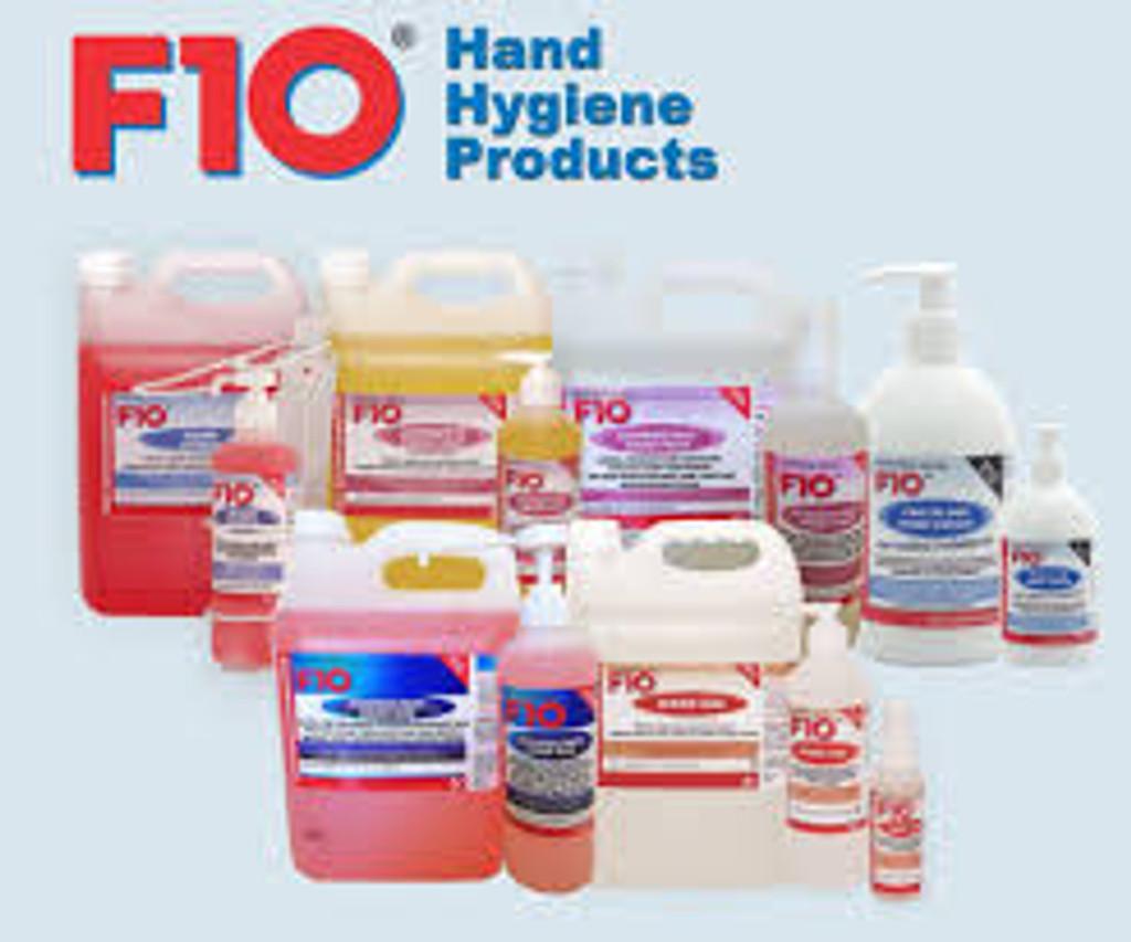 F10 disinfectant hand rub