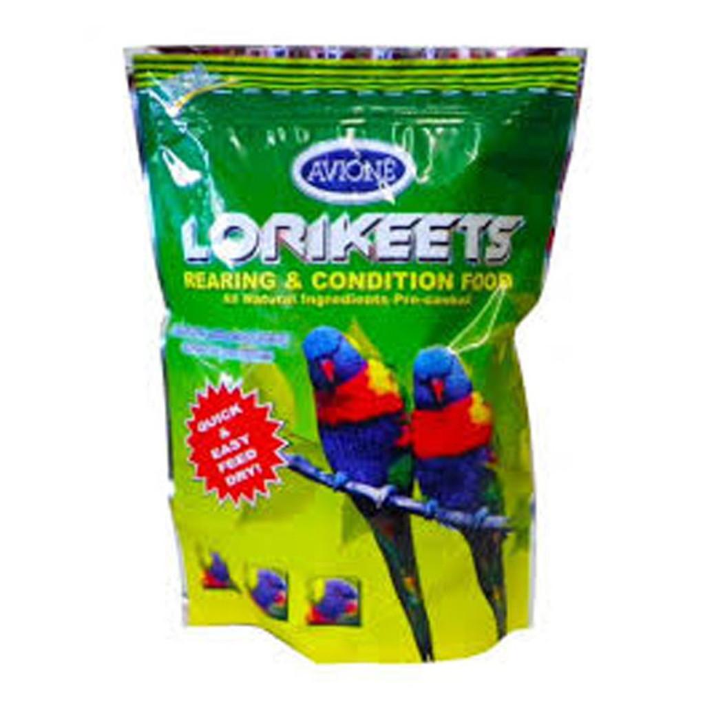 Avione dry lorikeet food