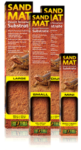 Exo Terra sand mat reptile sand mat