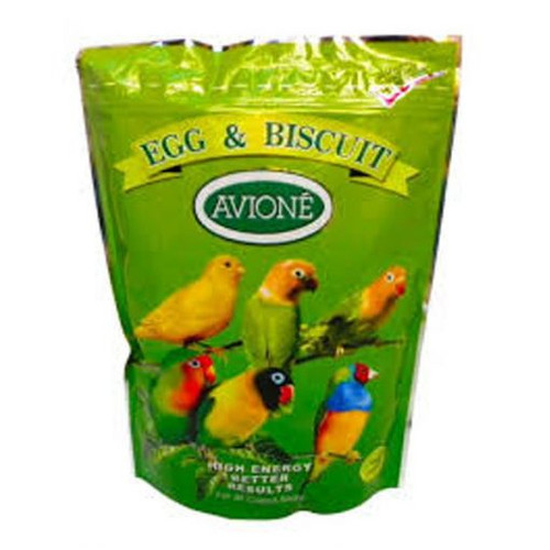 Avione egg and biscuit