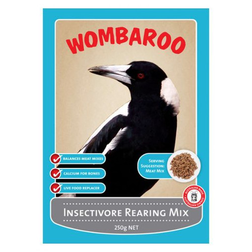 Wombaroo Insectavore mix