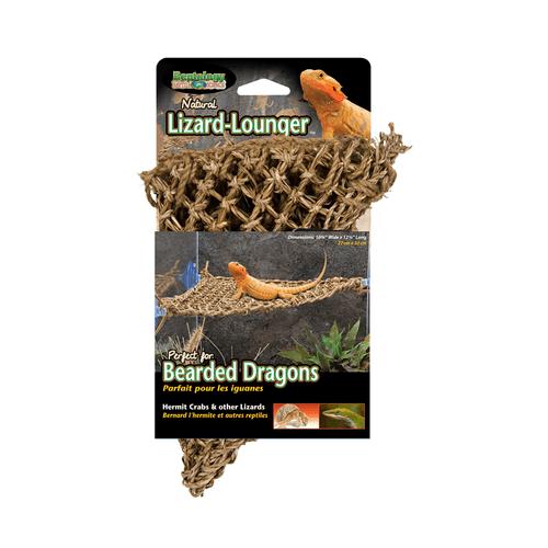 Lizard lounger corner
