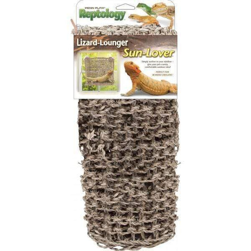 lizard lounger sun lover window hammock