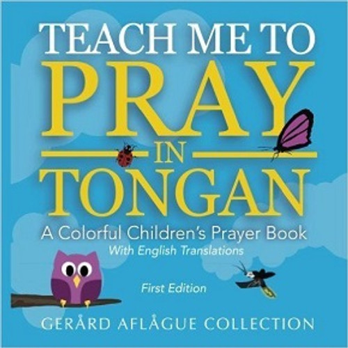 Teach Me to Pray in Tongan