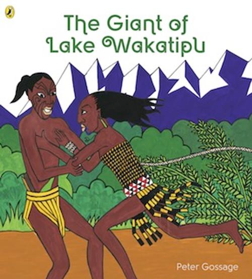 NZ Classic -- Giant Of Lake Wakatipu