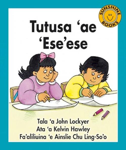 Tutusa 'ae Ese'ese (Same but Different)