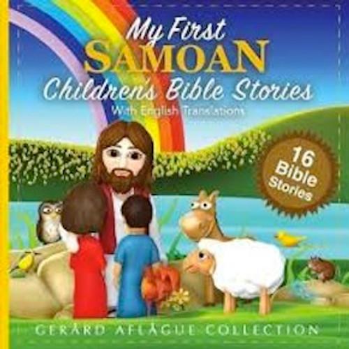 My First Samoan Children's Bible Stories