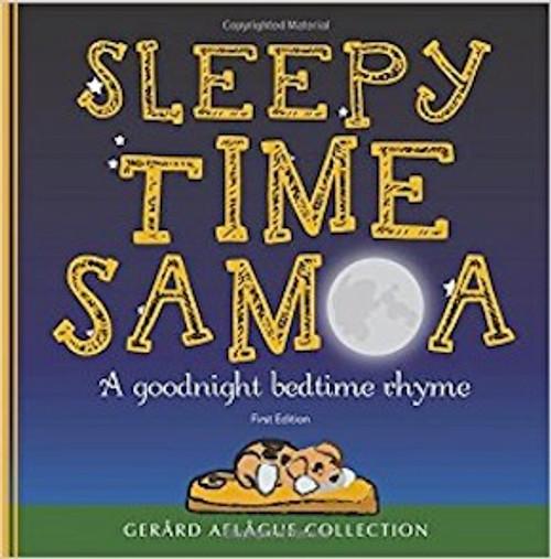 Sleepy Time Samoa: A Goodnight Bedtime Rhyme