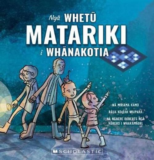 Nga Whetu Matariki Whanakotia