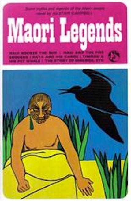 Maori Legends - Chinese Edition