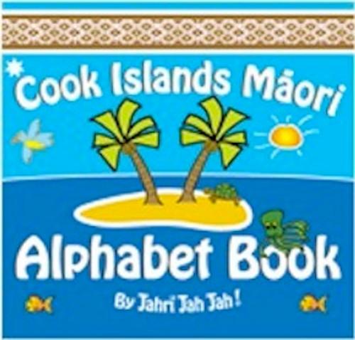 Cook Islands Maori Alphabet Book