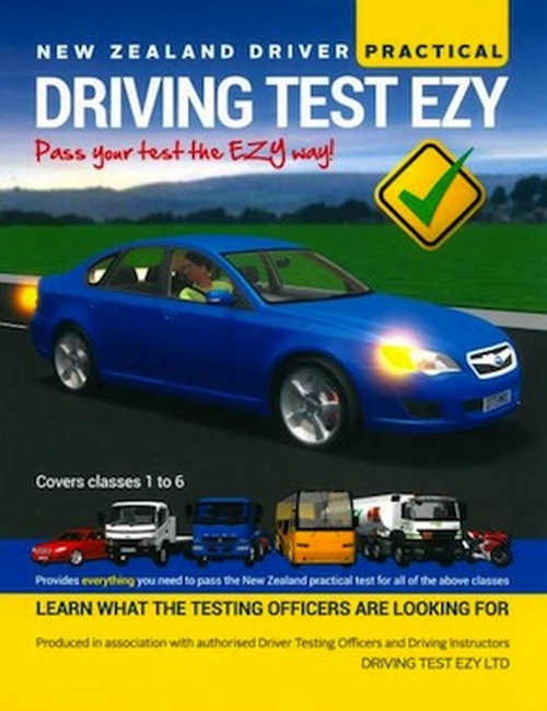 New Zealand Driving Test Ezy (Practical)