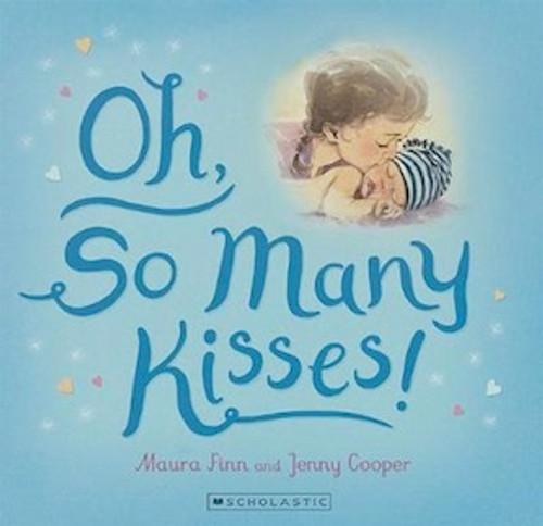 Oh So Many Kisses!