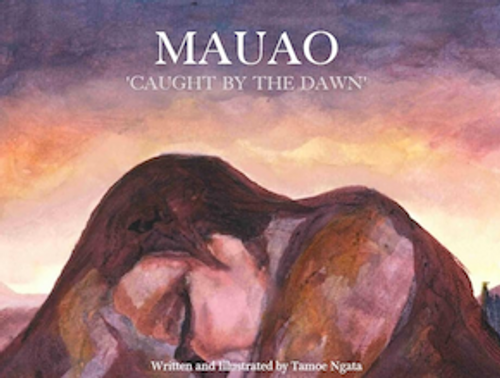 Mauao: Caught by the Dawn