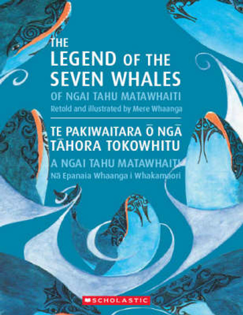 Legend of the Seven Whales of Ngai Tahu Matawhaiti