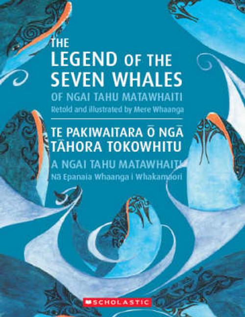Legend of the Seven Whales of Ngai Tahu Matawhaiti