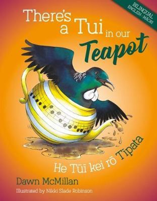 There's a Tui in our Teapot!