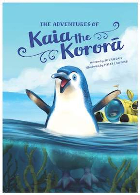 The Adventures of Kaia the Korora