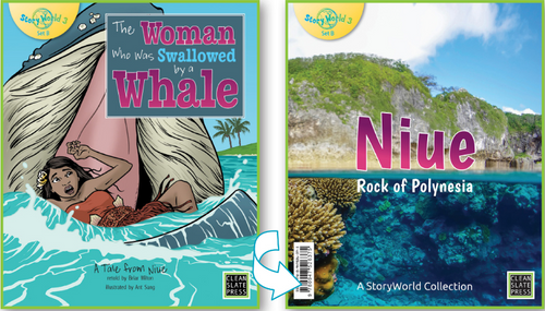 The Woman Who Was Swallowed by a Whale / Niue