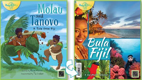 Molau and Tanovo / Bula Fiji!