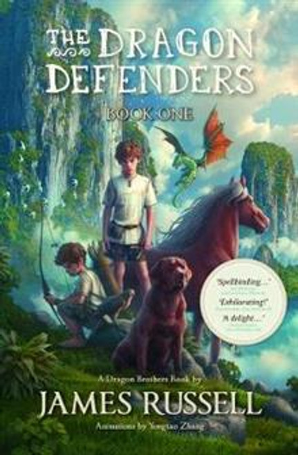 The Dragon Defenders (Book 1)