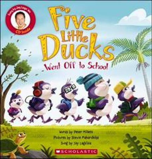 Five Little Ducks Went Off to School