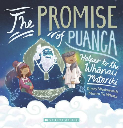 The Promise of Puanga, Helper to the Whanau Matariki