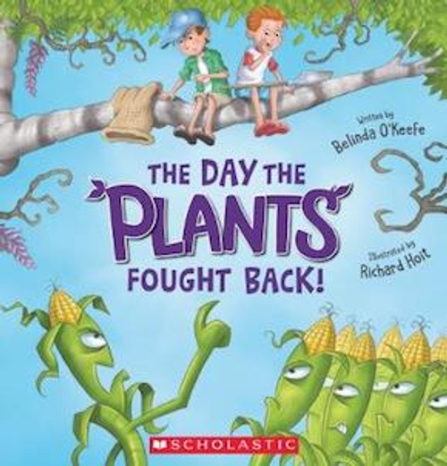 The Day the Plants Fought Back!
