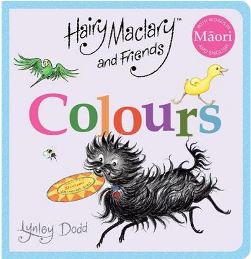 Hairy Maclary and Friends: Colours (Bi-lingual)