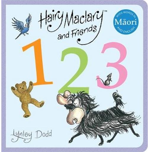 Hairy Maclary and Friends: 123 (Bi-lingual)