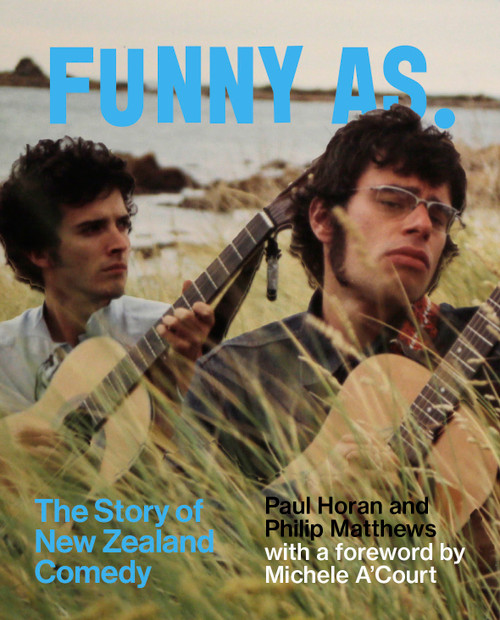 Funny As : Flight of the Conchords dust jacket