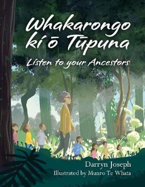 Whakarongo ki o Tupuna