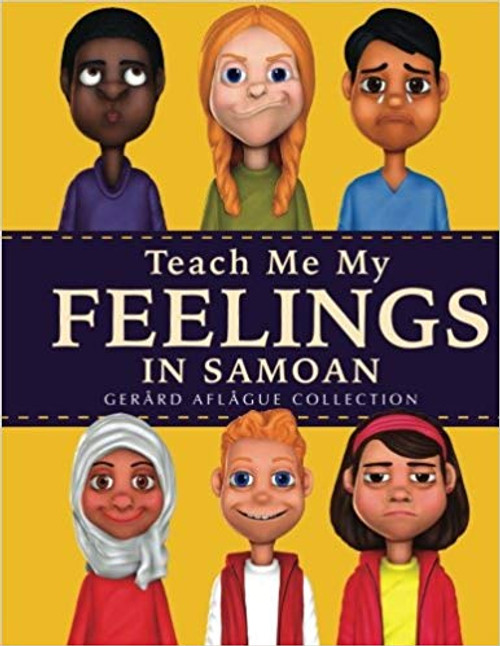 Teach Me My Feelings in Samoan (Bilingual)