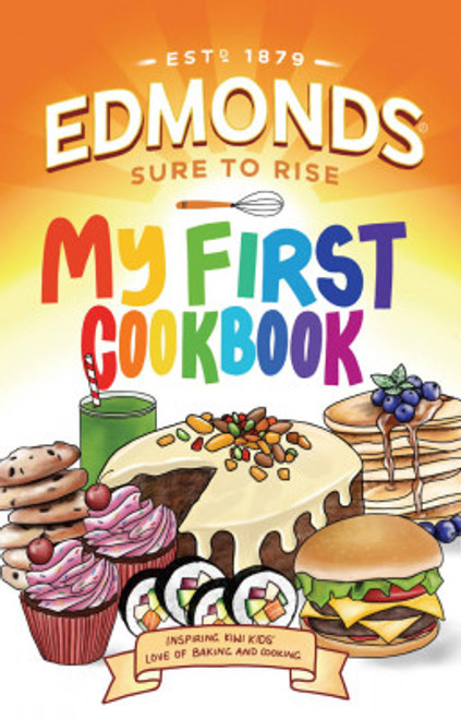 Edmonds: My First Cookbook