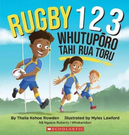 Rugby 1 2 3: Whutuporo Tahi Rua Toru