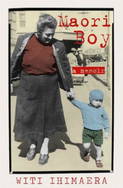 Maori Boy: A Memoir of Childhood