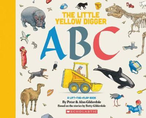 Little Yellow Digger ABC