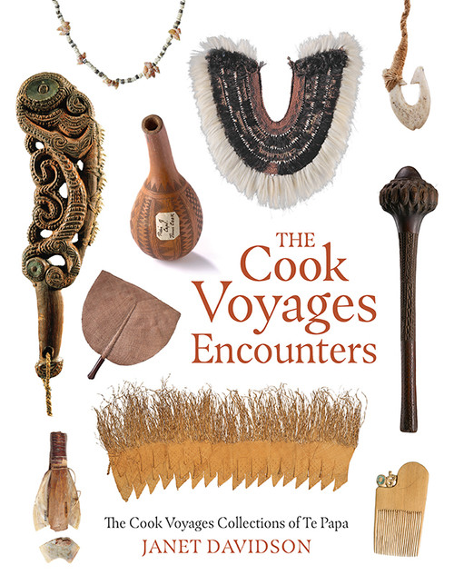 The Cook Voyages Encounters