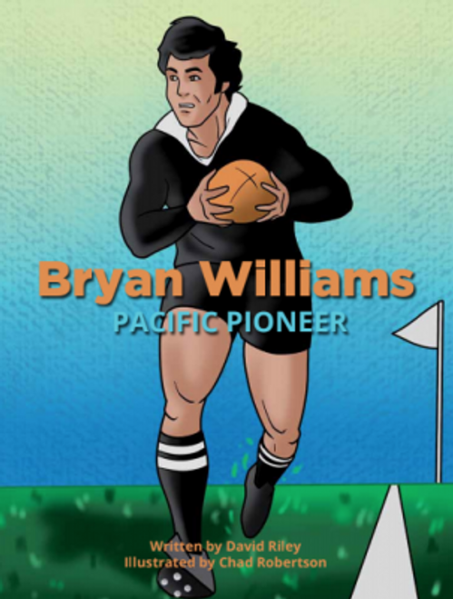 Bryan Williams: Pacific Pioneer