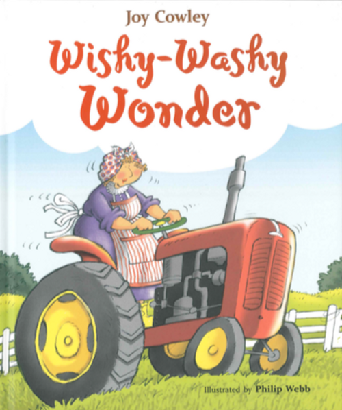 NZ Classic -- Wishy Washy Wonder