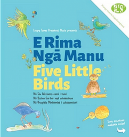 E Rima Nga Manu (Five Little Birds)