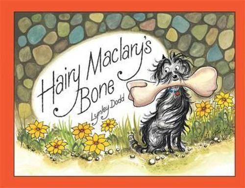 NZ Classic -- Hairy Maclary's Bone
