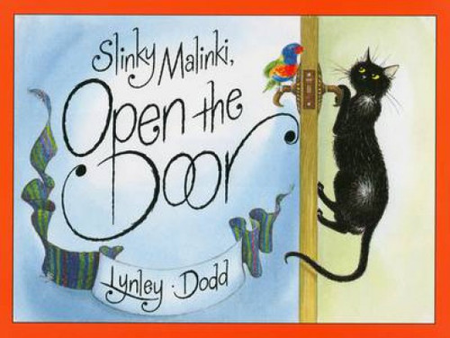 NZ Classic -- Slinky Malinki, Open the Door